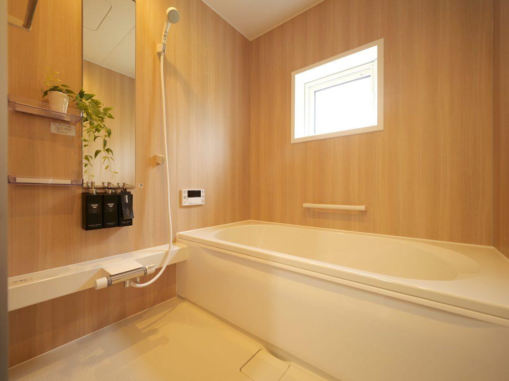 滝川の家 お風呂