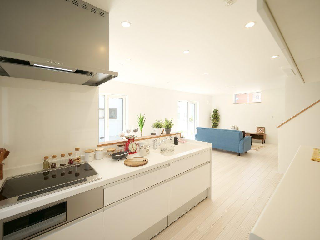 滝川の家 キッチン
