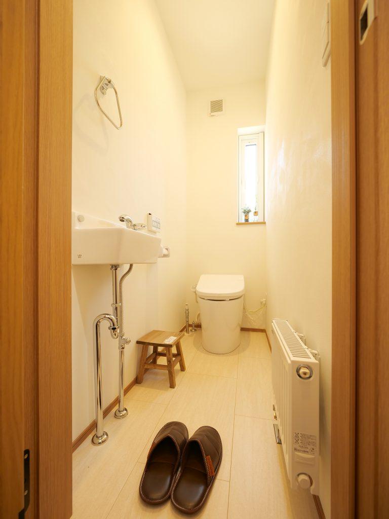 砂川 WOODBOX LOSPA トイレ