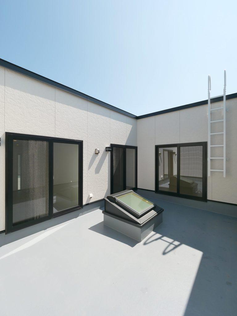 砂川 モデルハウス